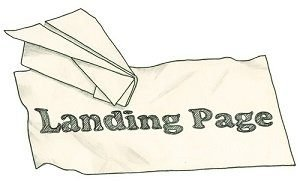 landing page website SEO Adwords optimisation